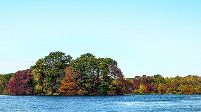 Massapequa Pond Less Blue 10-12-2013-1-2