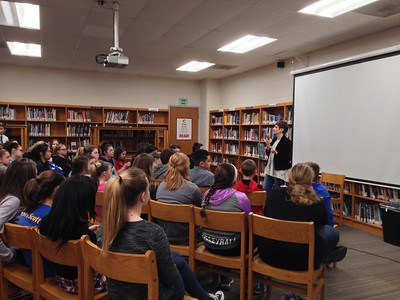 Author Visits Spring 2017