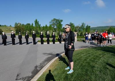 The Grove Fallen 5K & Memorial Walk/Run on Saturday, April 23, 2016 in College Grove, Tenn.  Photos by Donn Jones Photography