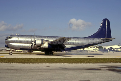 Agro Air International Boeing KC-97L (377) HI-468 (msn 17026) MIA (Bruce Drum). Image: 105422.