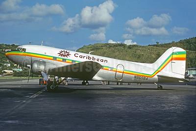 Air Caribbean (USA) Douglas DC-3-201G N86584 (msn 4935) STT (Christian Volpati Collection). Image: 934066.