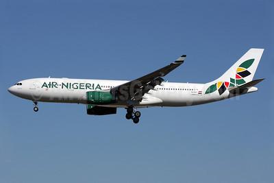 Air Nigeria Airbus A330-243 SU-GCI (msn 696) LGW (Antony J. Best). Image: 909313.