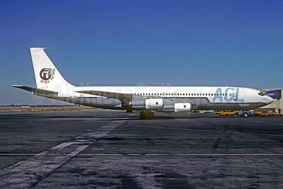 AGL (Air Grand Lucs) - Inter Petrol Boeing 707-330B 3D-WKU (msn 18930) JNB (Christian Volpati Collection). Image: 952712.
