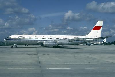 CAAC (Civil Aviation Administration of China) Boeing 707-3J6B B-2404 (msn 20715) CDG (Christian Volpati). Image: 913368.
