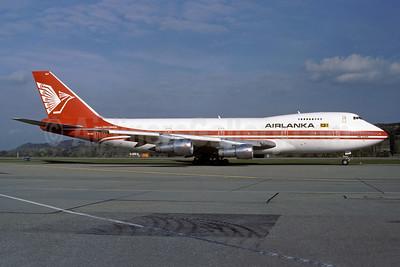 "Airline Color Scheme - Introduced 1979 - ""King Vijaya"""