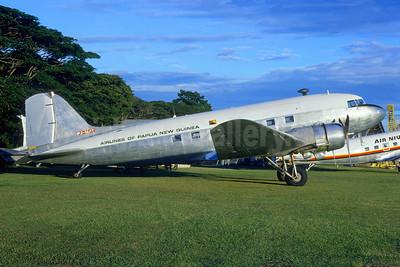 Airlines of Papua New Guinea (1st) Douglas C-47A-DK (DC-3) P2-MAT (msn 13340) POM (Jacques Guillem Collection). Image: 952662.