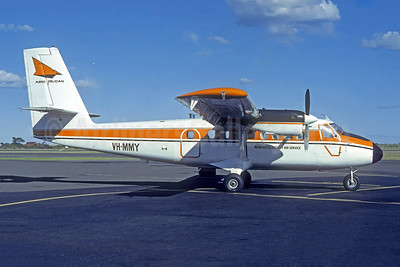 Aeropelican Air Services de Havilland Canada DHC-6-100 Twin Otter VH-MMY (msn 80) (Jacques Guillem Collection). Image: 950633.