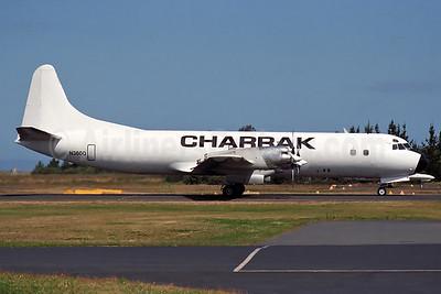 Charrak Air Lockheed 188C (F) Electra N360Q (msn 1112) HBA (Rob Finlayson). Image: 936449.