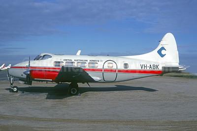 Central Australian Airways de Havilland DH.104 Riley Dove VH-ABK (msn 04113) (Christian Volpati Collection). Image: 950658.