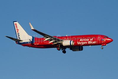 Pacific Blue Airlines-Airline of Virgin Blue Boeing 737-8FE WL VH-VUF (msn 34168) PER (Micheil Keegan). Image: 908535.