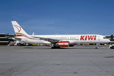 Leased from Air 2000 on November 19, 1995