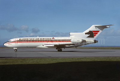 Bloodstock Air Services (TAA) Boeing 727-25 (F) VH-LAP (msn 18270) MEL (Christian Volpati Collection). Image: 934234.