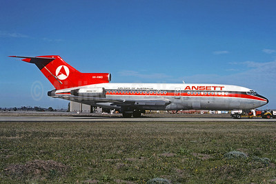 Airline Color Scheme - Introduced 1969