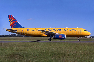 Freedomair (Freedomair.com) (Air New Zealand) Airbus A320-232 ZK-OJK (msn 2445) OOL (Christian Laugier). Image: 901500.