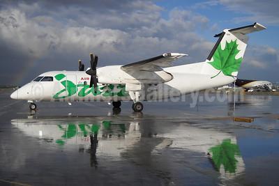 Air Canada Jazz (Jazz Air) Bombardier DHC-8-102 C-GANI (msn 064) YYZ (TMK Photography). Image: 905168.