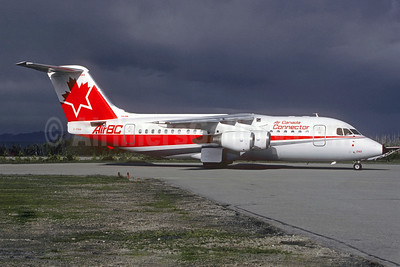 Air Canada Connector - Air BC BAe 146-200 C-FBAV (msn E2121) YPR (Christian Volpati Collection). Image: 927509.