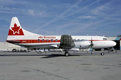 Air Toronto (Air Canada Connector) Convair 580 C-FICA (msn 98) IND (Phil Brooks). Image: 945202.