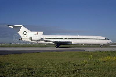 All Canada Express Boeing 727-227 (F) C-FACW (msn 21366) YYZ (TMK Photography). Image:  951103.