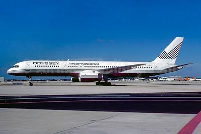 Airline Color Scheme - Introduced 1988