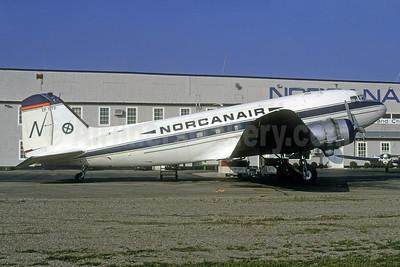 Norcanair Douglas C-47A-DL (DC-3) CF-CTD (msn 9633) YPA (Bruce Drum). Image: 103018.
