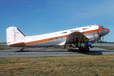 Boreal Aviation Douglas C-47A-DK (DC-3) C-FBVF (msn 12317) YVO (Christian Volpati Collection). Image: 951503.
