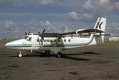 Kenting Aviation de Havilland Canada DHC-6-200 Twin Otter CF-YLC (msn 204) YXD (Bruce Drum). Image: 104052.