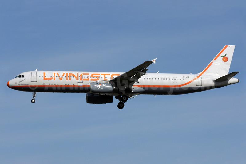 Livingston Energy Flight (1st) Airbus A321-231 EI-LVA (msn 1050) LGW (Antony J. Best). Image: 907826.