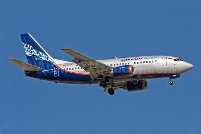 Aeroflot Nord Boeing 737-505 VP-BRP (msn 24651) AYT (Ole Simon). Image: 903354.