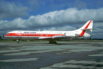 Aero Lloyd Sud Aviation SE.210 Caravelle 10B1R D-AAST (msn 230) MUC (Christian Volpati Collection). Image: 913601.