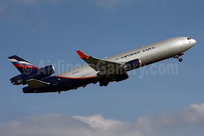 Aeroflot Cargo McDonnell Douglas MD-11F VP-BDQ (msn 48504) HHN (Jens Polster). Image: 901120.