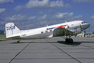 ACE Transvalair Douglas C-47A-DL (DC-3) F-GDPP (msn 9172) LBG (Christian Volpati). Image: 950822.