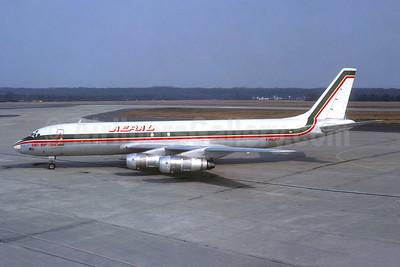 AERAL (AERonautica ALessandrina) McDonnell Douglas DC-8F-54 Jet Trader I-ALEC (msn 45682) MXP (Christian Volpati Collection). Image: 952459.