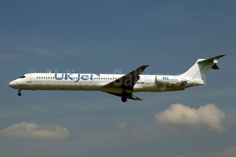 Operated by XL Airways UK for Skywings Airlines