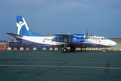 Aero Condor Cargo (Peru) Antonov An-26 OB-1828 (msn 7409) LIM (Christian Volpati Collection). Image: 950630.