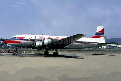 ACSA (Aerocarga) Douglas DC-6 XA-SAZ (msn 43293) ESE (Christian Volpati Collection). Image: 950588.