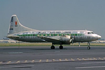 Aero Internacional Convair HC-131A (240) XA-SOZ (msn 53-12) MEX (Christian Volpati Collection). Image: 952723.