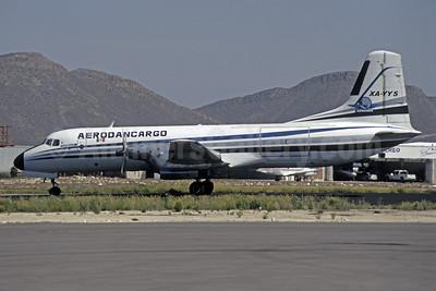 Aerodan Cargo NAMC YS-11A-205 XA-YYS (msn 2077) SLW (Jacques Guillem Collection). Image: 954621.