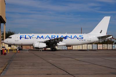 Fly Marianas (Fly Micronesia) Airbus A320-233 EI-TAB (msn 1624) GYR (Ton Jochems). Image: 910499.