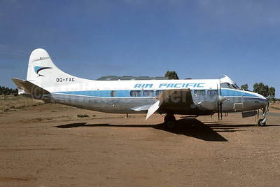 Air Pacific (1st) (Fiji) de Havilland DH.114 Heron 2E DQ-FAC (msn 14075) (Christian Volpati Collection). Image: 952275.