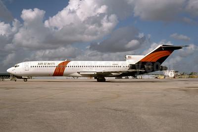 """Merci"", operated b y Falcon Air Express"