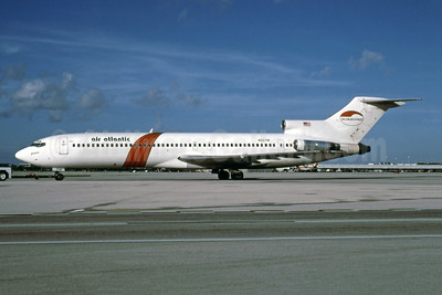 """Carolina"", operated by Falcon Air Express"