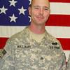 Army Sgt. David B. Williams, KIA March 22, 2008