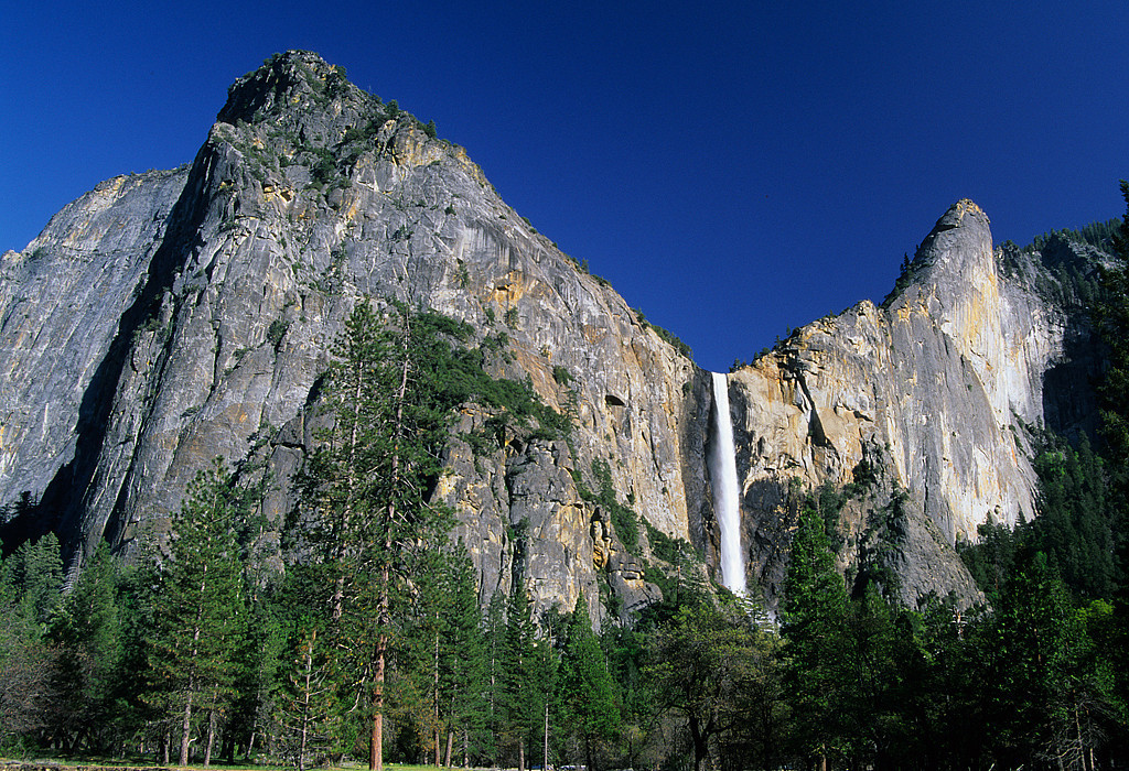 Bridal Veil Falls - The Wide View