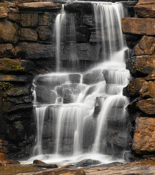 Rock Wall Falls