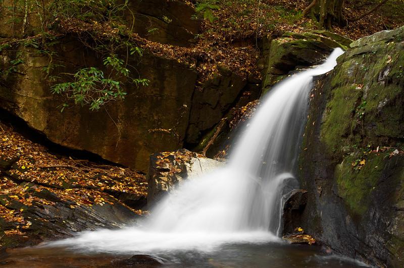 Raven Cliff Trail Falls