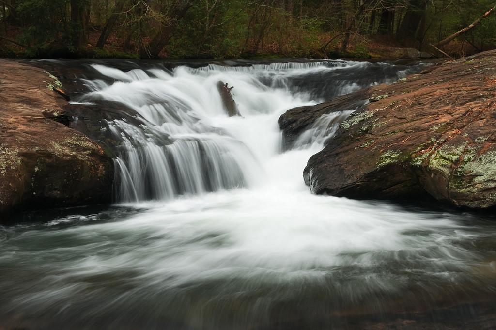 Falls on Waters Creek