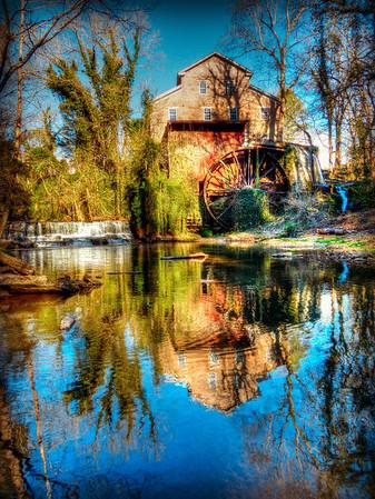 Falls Mill, Belvidere, TN