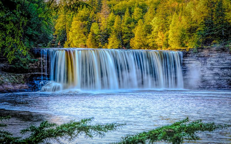 Tahquamenon Upper Falls