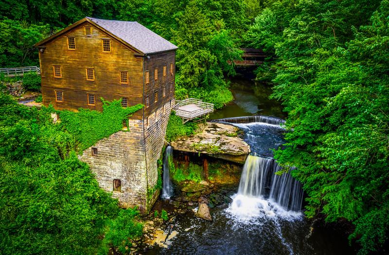 Lanternman's Falls