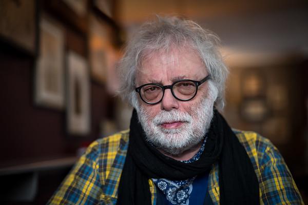 Gabriel Stillwater, the Artist